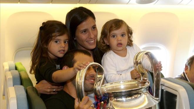 La familia de Mascherano vivirá cambios importantes