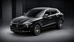 Edición limitada del Maserati Levante
