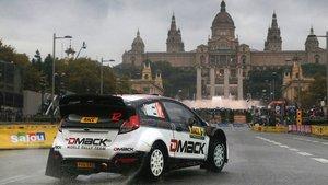 Este fin de semana llega el Rallye Catalunya.