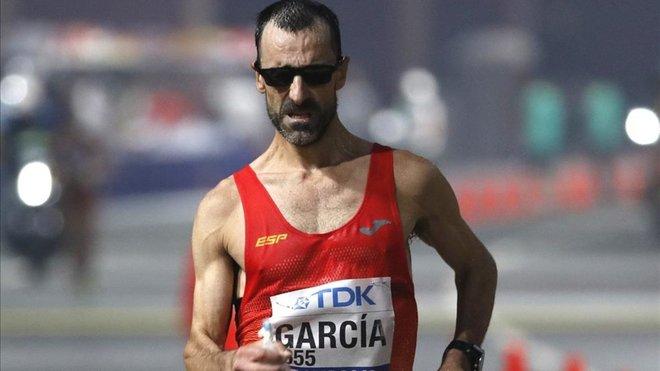 "García Bragado: ""Mi último dorsal será en Tokio"""