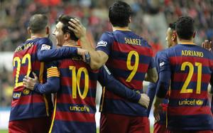 La actual camiseta del Barça ha sido todo un éxito en los puntos de venta