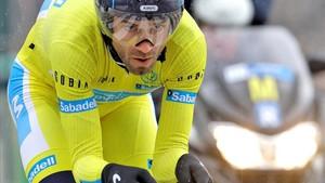 Alejandro Valverde ha reaparecido este 2018