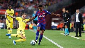 Ansu Fati ya puede ser seleccionado con España