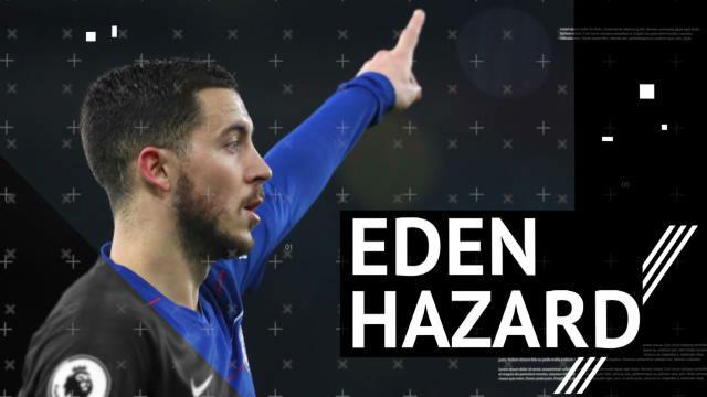 Así es Hazard, el futbolista más deseado del momento
