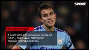 Así juega Eric Garcia, central del Manchester City