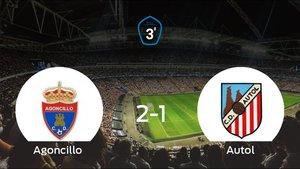 El Autol pierde 2-1 frente al Agoncillo