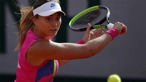 Badosa es la primera española que se mete en tercera ronda de Roland Garros