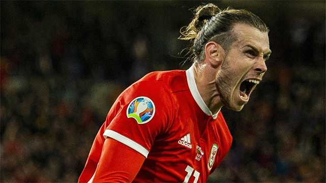 Bale: Me siento más cómodo jugando con Gales