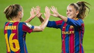 El Barça, claro favorito ante el Santa Teresa