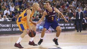 El Barça Lassa volverá a medirse al Gran Canaria, ahora en la Euroliga