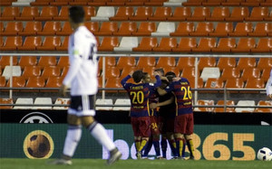 El FC Barcelona se clasificó para otra final