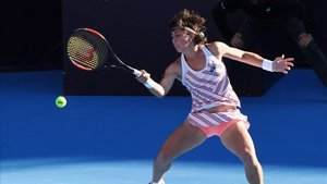 Carla Suárez apura sus últimos meses como tenista