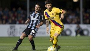Carles Pérez marcó con el primer equipo en Cartagena y hoy será la gran atracción del filial