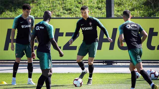 Cristiano Ronaldo regresa con Portugal