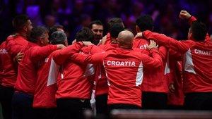 Croacia celebra su segunda ensaladera
