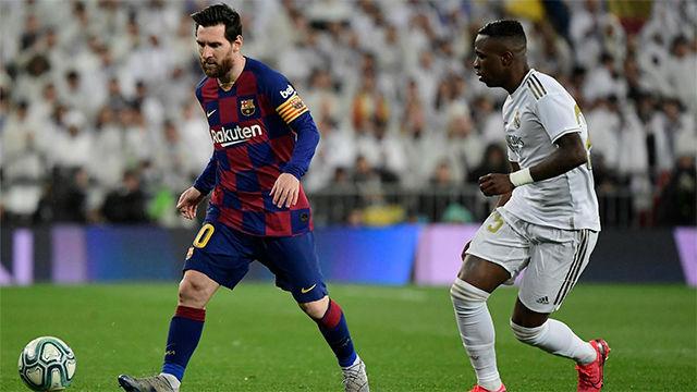 5 Curiosidades - El dato en el que Vinícius ya supera a Messi