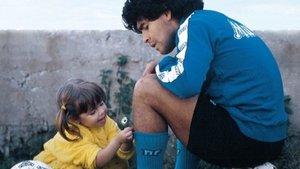 Dalma Maradona despide a su padre con este mensaje publicado en Instagram