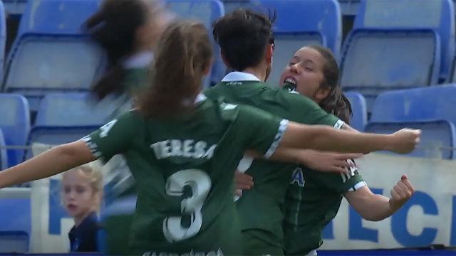 El Deportivo Abanca sigue imparable