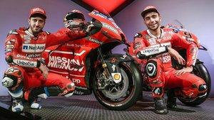 Ducati será el primer equipo en dar a conocer su moto de 2020