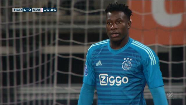 El error garrafal de Onana que le costó la derrota al Ajax