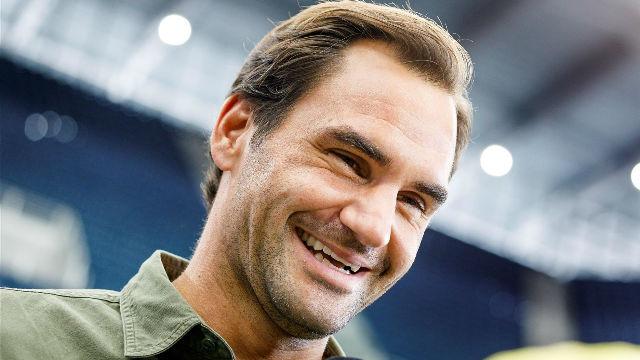 Federer: Es lo mejor que he sentido en años viniendo al Abierto de EEUU