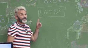 Fermando Tejero explica que LGTBIQ+ es una organización