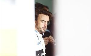 Fernando Alonso, crítico con la actual F1
