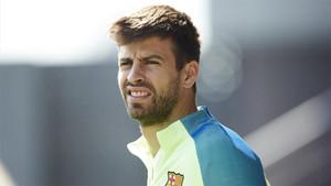 Gerard Piqué cargó contra la prensa de Madrid por su reacción contra Messi