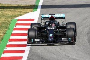 Hamilton, favorito de nuevo en el Circuit de Barcelona