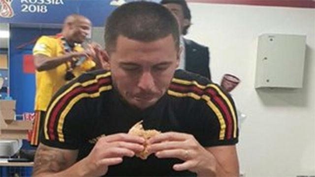 La historia de Hazard con las hamburguesas en El Chiringuito