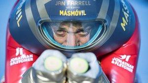 Jan Farrell busca superar su marca de 231,66 km/h