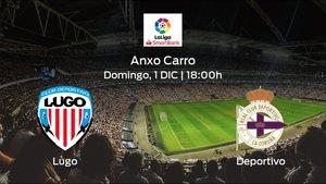 Jornada 18 de la Segunda División: previa del duelo Lugo - Deportivo
