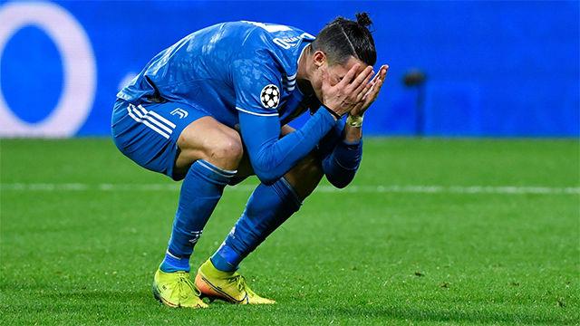 La Juve se estrella en Lyon
