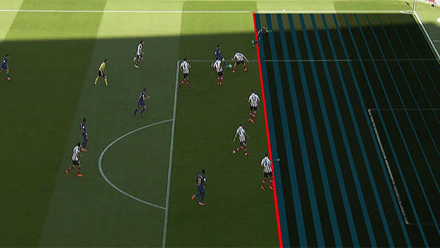 LALIGA | FC Barcelona - Athletic (2-0): Hubo fuera de juego de Alba en el gol de Alcácer