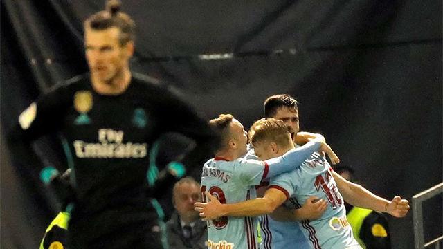 LALIGA   Celta Vigo - Real Madrid (2-2)