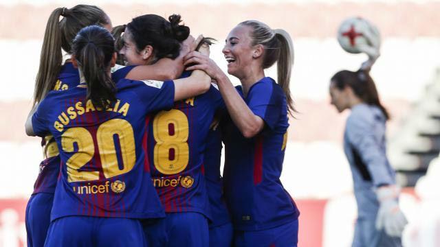 LALIGA FEMENINA | Sevilla - FC Barcelona (0-2)