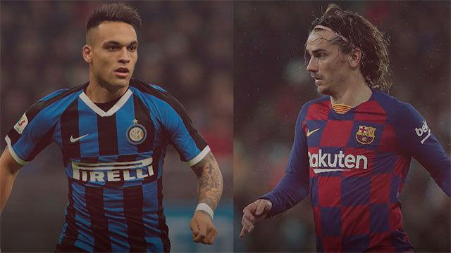 Lautaro VS Griezmann: ¿quién destaca más esta temporada?