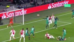 De Ligt se revaloriza con un golazo de cabeza ante el Tottenham