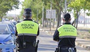 Los nuevos coches de la Policía Local de Sevilla causan furor en Twitter