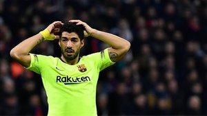 Luis Suárez está convencido de que pronto volverán sus goles