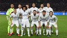El Madrid flirteó con el ridículo