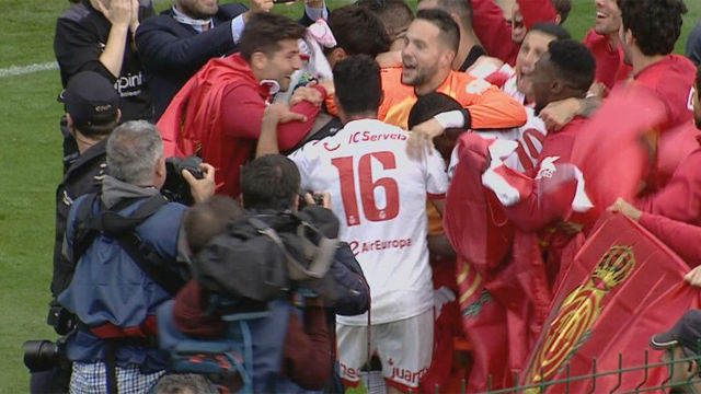El Mallorca ya es equipo de Segunda tras un empate sin goles ante el Mirandés