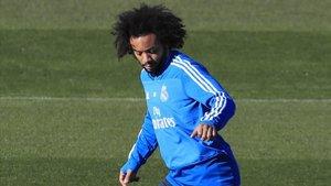 Marcelo, uno de los problemas del Real Madrid