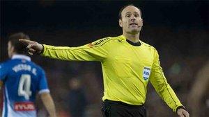Mateu Lahoz pitará el Barcelona - Betis