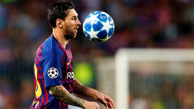Messi cumple sus promesas