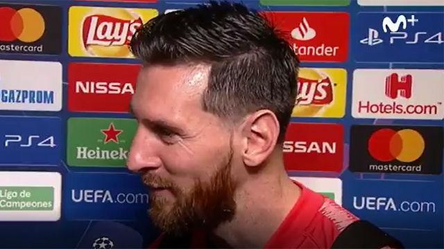 Messi, en versión capitán: más sincero y maduro