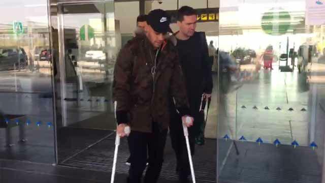 ¡Neymar vuelve a Barcelona!