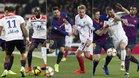 Olympique de Lyon, Sevilla y Real Madrid son los rivales del Barça en los próximos catorce días