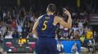 Pau Ribas volvió a jugar un partido oficial once meses después