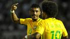 Paulinho, jugador del Guangzhou Evergrande y la selección de Brasil